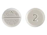 Diazepam - Diazepam 2 MG Oral Tablet