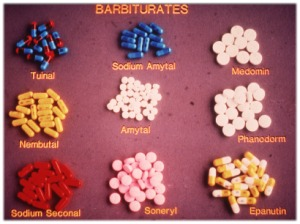 Barbiturates Pills and Capsules